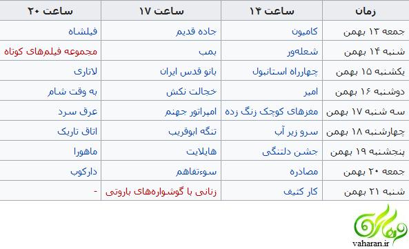 نتایج جشنواره فیلم فجر 96 , برندگان جشنواره فیلم فجر 96 , اختتامیه جشنواره فیلم فجر 96