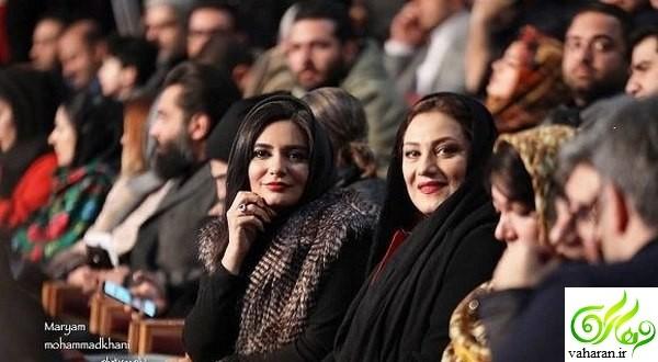 کامل ترین عکس های بازیگران در جشنواره فیلم فجر ۹۶