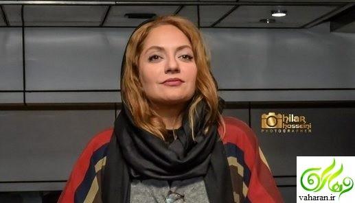 لباس خبرساز مهناز افشار در جشنواره فیلم فجر ۹۶ + عکس