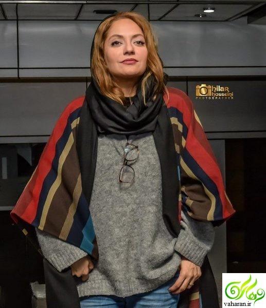مهناز افشار در جشنواره فیلم فجر 36,مهناز افشار در سی و ششمین جشنواره فیلم فجر 96