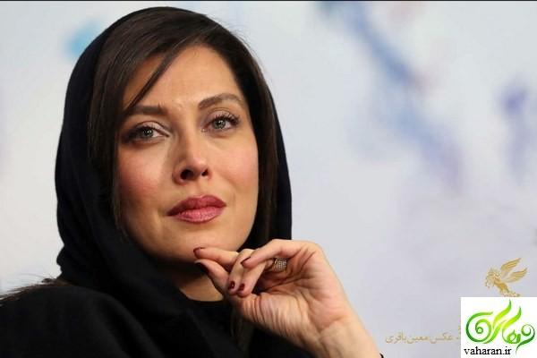 عکس های جذاب مهتاب کرامتی در جشنواره فیلم فجر 96 با آرایش ملایم