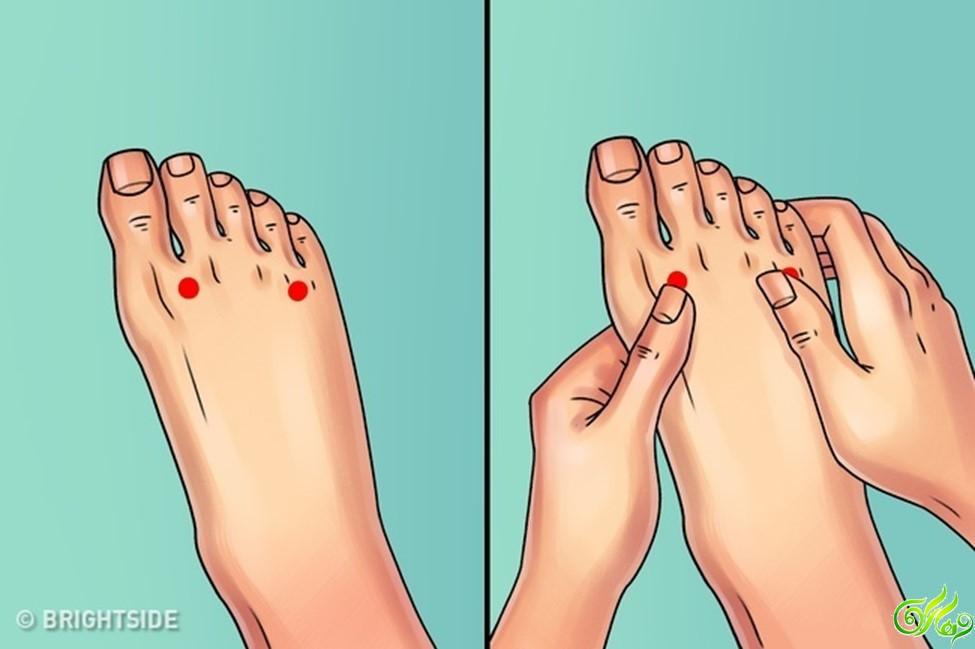 6 روش برای درمان درد پا و زانو و لگن