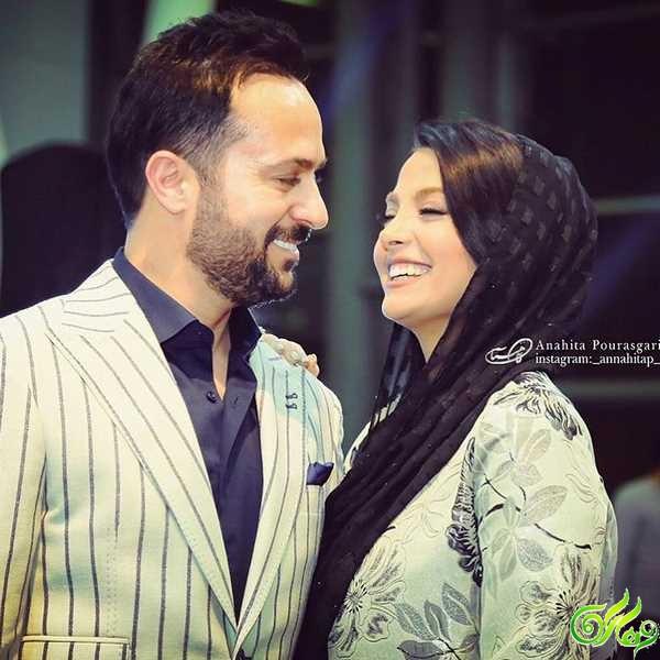 بیوگرافی مونافائزپور و همسرش احمد مهرانفر + عکس های جدید