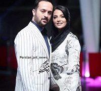 بیوگرافی مونا فائزپور و همسرش احمد مهرانفر + عکس های جدید